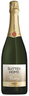 Sutter Home Bubbly Brut 750ml - Case of 12